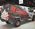 Nissan NV Cargo X project van