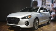 ALL-NEW 2018 HYUNDAI ELANTRA GT MAKES DEBUT