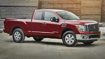 NISSAN ADDS NEW KING CAB BODY STYLE TO TITAN MODELS