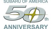 SUBARU OF AMERICA 50TH ANNIVERSARY