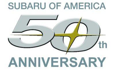 Subaru Of America 50th Anniversary Myautoworld Com