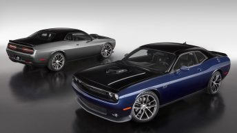 MOPAR CELEBRATES 80 YEARS WITH DEBUT OF MOPAR '17 DODGE CHALLENGER