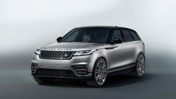 INTRODUCING RANGE ROVER VELAR