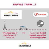 Renault Nissan Alliance Transdev partnership 1