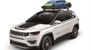 MOPAR OFFERS MORE THAN 90 ACCESSORIES FOR ALL-NEW JEEP COMPASS