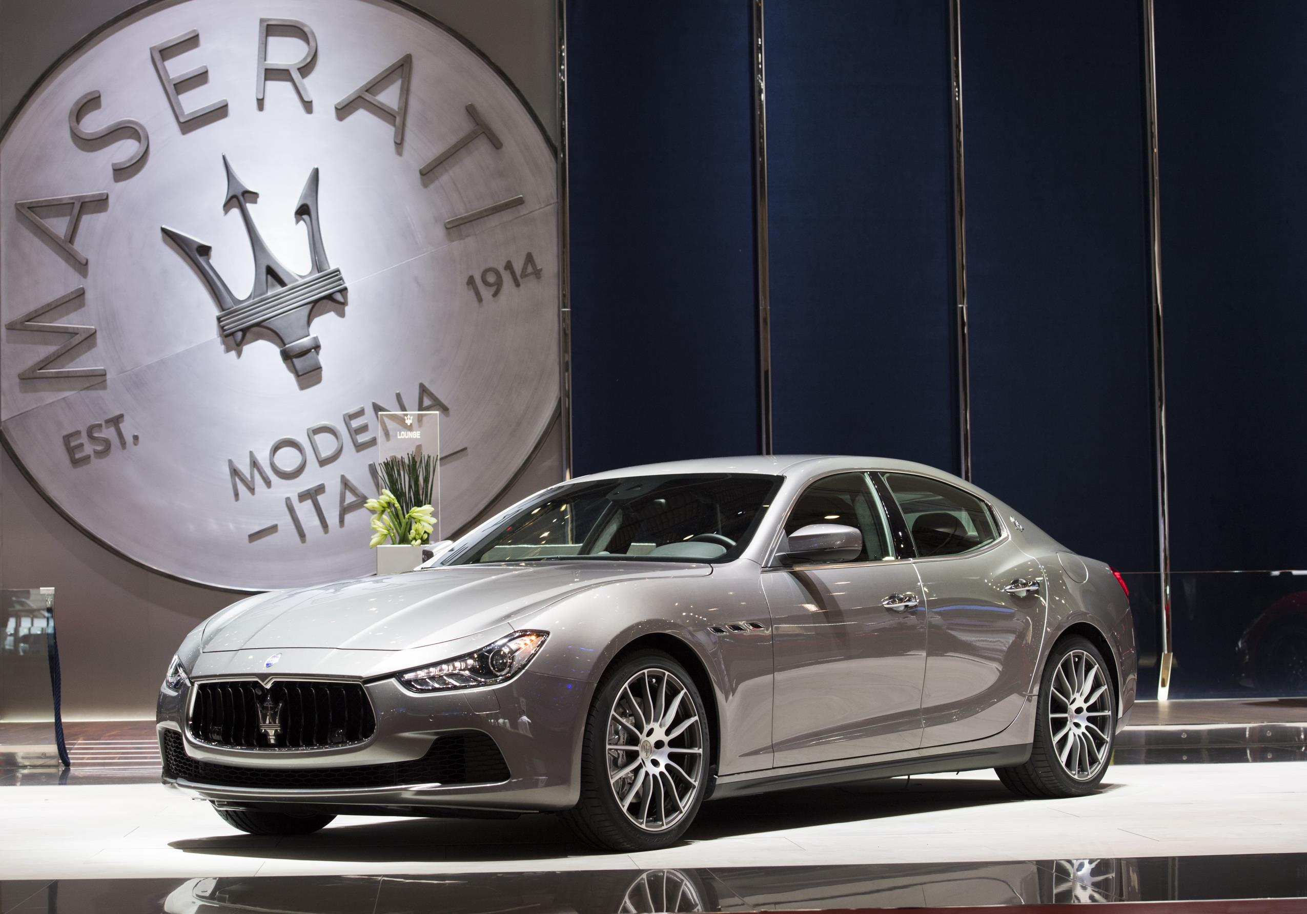 maserati debuts at geneva motor show. Black Bedroom Furniture Sets. Home Design Ideas