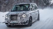 ALL-NEW RANGE EXTENDED ELECTRIC TAXI TESTED TO EXTREMES