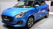SUZUKI UNVEILS ALL-NEW SWIFT AT GENEVA
