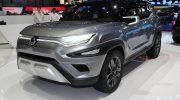 SSANGYONG SHOWCASES ITS XAVL MID-SIZE SUV CONCEPT AND 2017 KORANDO AT GENEVA