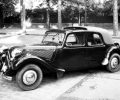 1934 Citroën Traction Avant