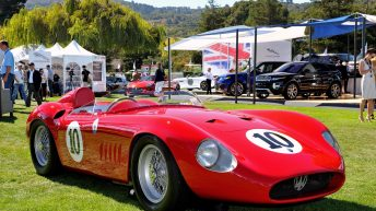 CONCOURS OF ELEGANCE 2017