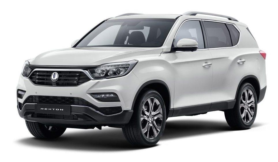 SsangYong Rexton – new model_6