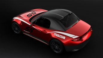 MAZDA ADDS HARDTOP AVAILABILITY EXCLUSIVELY FOR MOTORSPORTS CUSTOMERS
