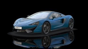 McLAREN DEBUTS CHINA COMMEMORATIVE EDITION AT AUTO SHANGHAI 2017