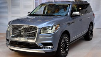 ALL-NEW LINCOLN NAVIGATOR UNVEILED