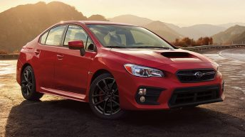 SUBARU AMERICA ANNOUNCES PRICING AND UPDATES FOR 2018 WRX AND WRX STI MODELS
