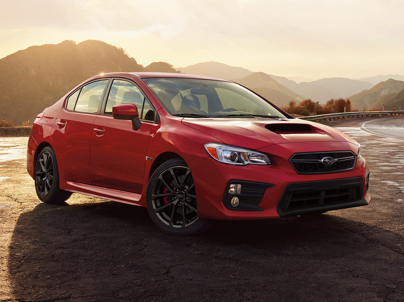 subaru america announces pricing and updates for 2018 wrx and wrx sti models. Black Bedroom Furniture Sets. Home Design Ideas