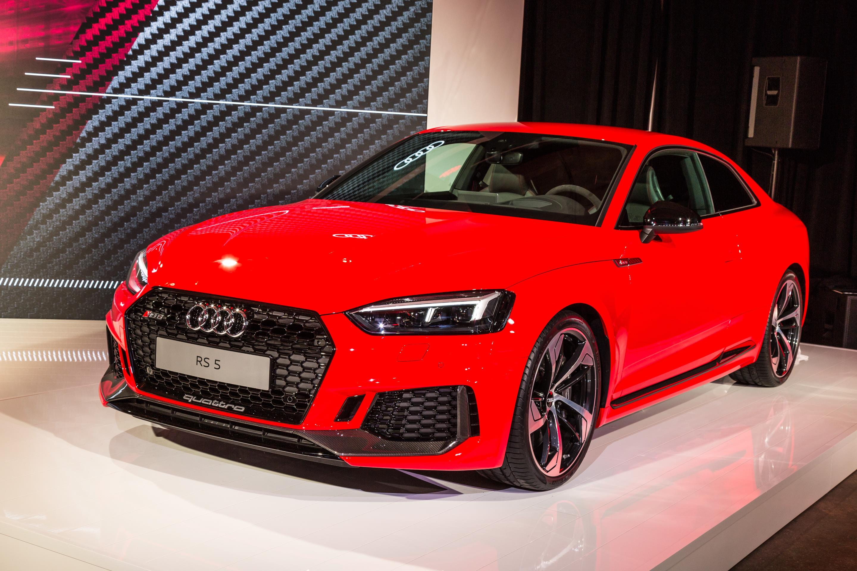 audi of america launches audi sport brand at 2017 new york auto