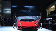 LAMBORGHINI HURACÁN PERFORMANTE AND AVENTADOR S DEBUT AT AUTO SHANGHAI