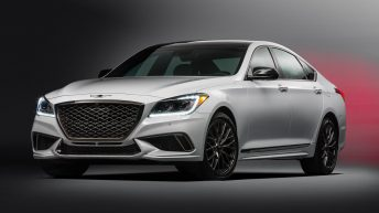 GENESIS ANNOUNCES PRICING FOR NEW 2018 G80 SPORT TRIM AND ENHANCED MODEL LINE
