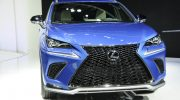 2018 LEXUS NX AT AUTO SHANGHAI