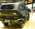BAIC BJ80 TAP armoured car