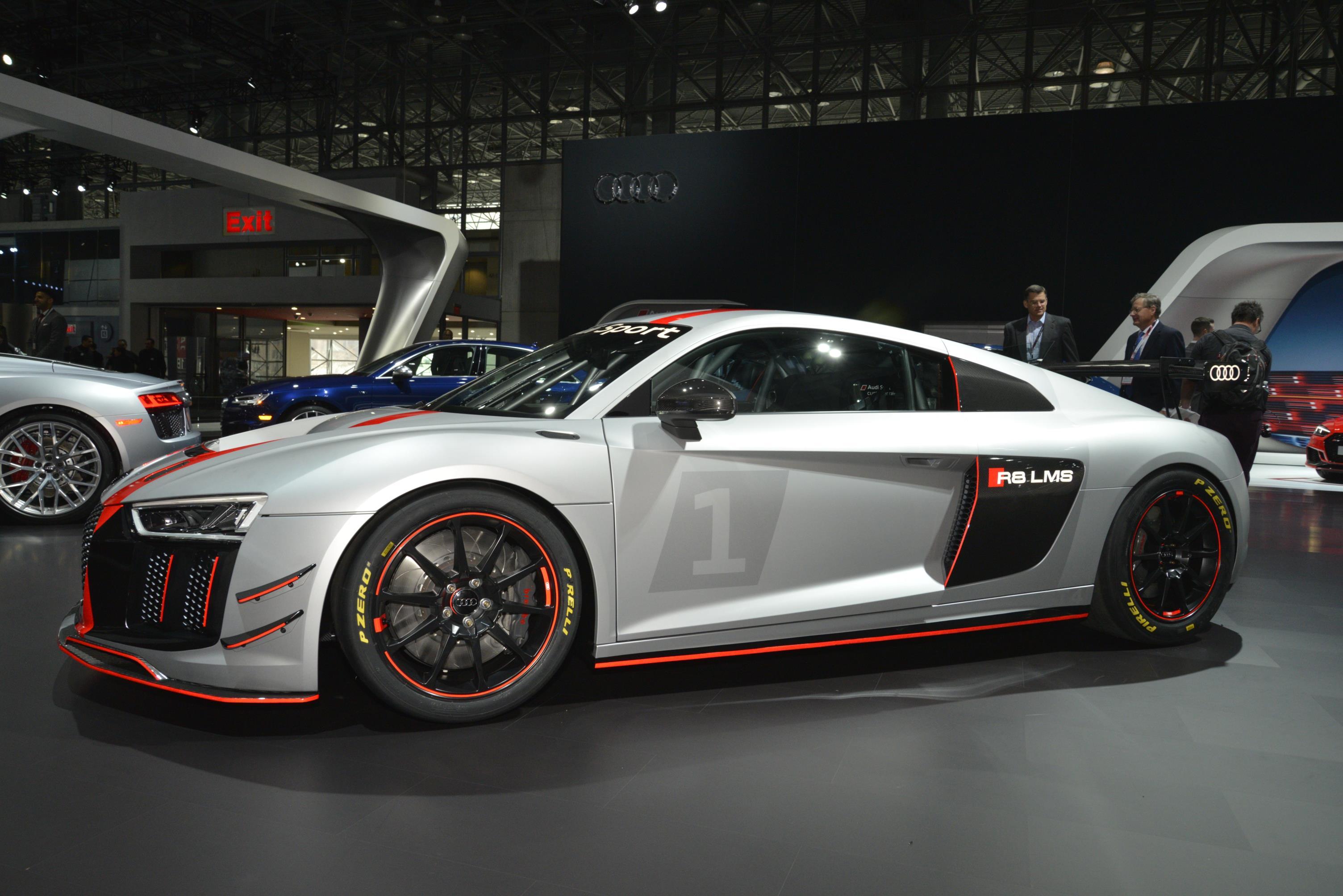 New Audi R8 Lms Gt4 Myautoworld Com