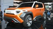 TOYOTA FT-4X CONCEPT IS A MODERN 4X4 TOOLBOX FOR THE MOST INTREPID URBANITES