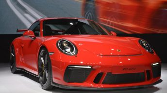 PORSCHE ANNOUNCES NEW YORK AUTO SHOW LINE-UP