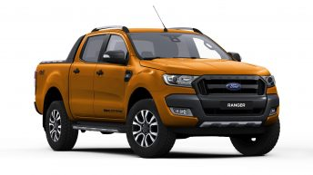2018 FORD RANGER COMING TO CHINA
