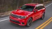 707-HORSEPOWER 2018 JEEP GRAND CHEROKEE TRACKHAWK