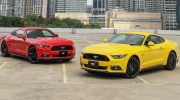 EXPORTS MAKES FORD MUSTANG BEST-SELLING SPORTS CAR FOR 2016