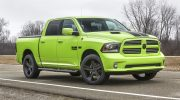 NEW RAM 1500 SUBLIME SPORT AND REBEL BLUE STREAK