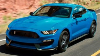 FORD EXTENDS SHELBY GT350 AND GT350R MUSTANG AVAILABILITY TO 2018