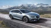 VAUXHALL REVEALS ALL-NEW INSIGNIA COUNTRY TOURER