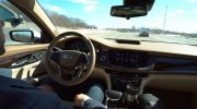 CADILLAC SUPER CRUISE FOR HANDS-FREE HIGHWAY DRIVING