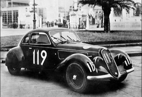 6C 2300 B Mille Miglia 1935