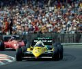 Renault RE40 and Alain Prost – 1983 (16)