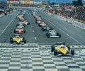 Renault RE40 and Alain Prost – 1983 (2)