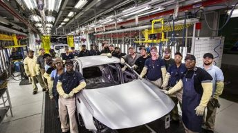KIA PRODUCES ONE MILLIONTH SORENTO IN THE U.S.