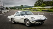 MAZDA CELEBRATES 50 YEARS : LAUNCHES ROTARY-POWERED COSMO