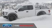 FORD RAPTOR'S CUTTING-EDGE TERRAIN MANAGEMENT SYSTEM