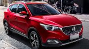 MG LAUNCHES ALL-NEW SUV