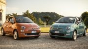 THE NEW FIAT 500 ANNIVERSARIO