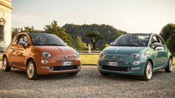 THE NEW FIAT 500 ANNIVERSARIO
