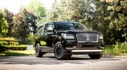2018 LINCOLN NAVIGATOR BLACK LABEL: LONGEST NAVIGATOR ADDITION TO LINEUP