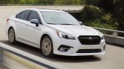 SUBARU AMERICA ANNOUNCES 2018 LEGACY AND OUTBACK PRICING