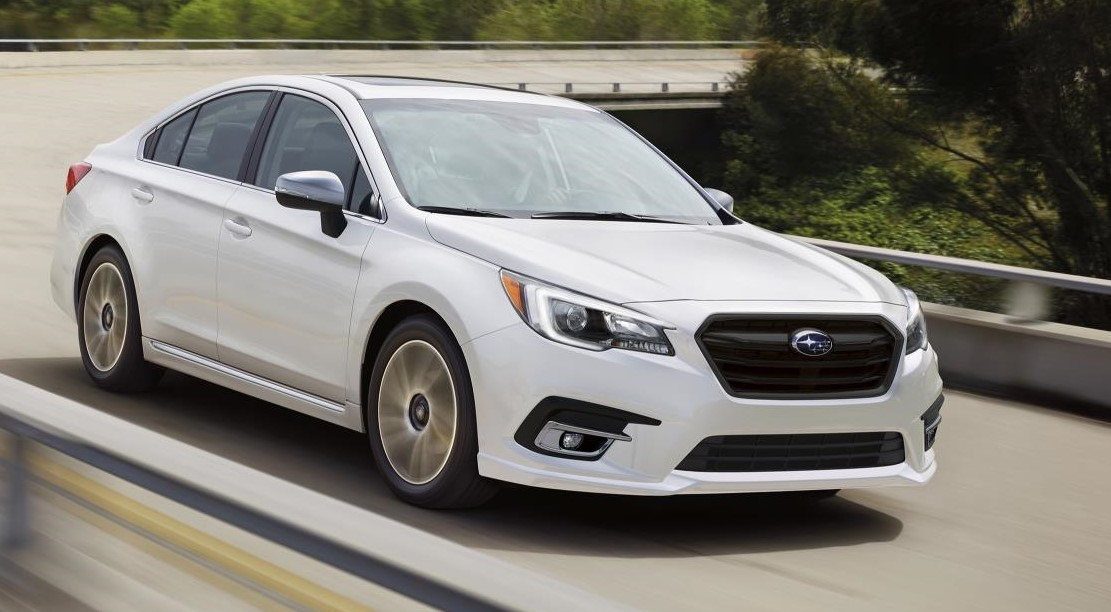 subaru america announces 2018 legacy and outback pricing. Black Bedroom Furniture Sets. Home Design Ideas