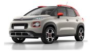 NEW CITROËN C3 AIRCROSS COMPACT SUV REVEALED