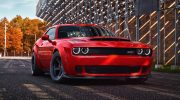 THE 840-HORSEPOWER 2018 DODGE CHALLENGER SRT DEMON